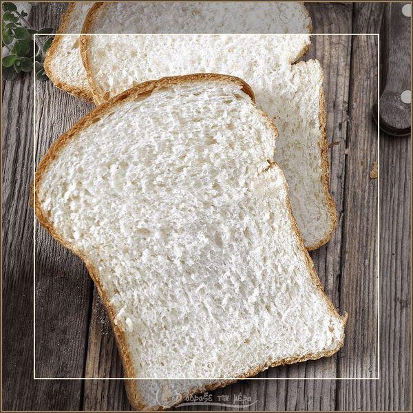 Ψωμί Λευκό για Τοστ (συσκευασία 600γρ.)
