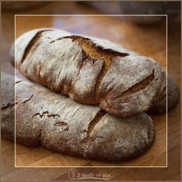 Ψωμί Χωριάτικο