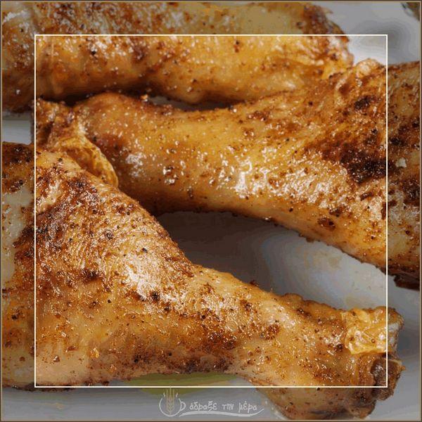 Μπουτάκια Κοτόπουλο