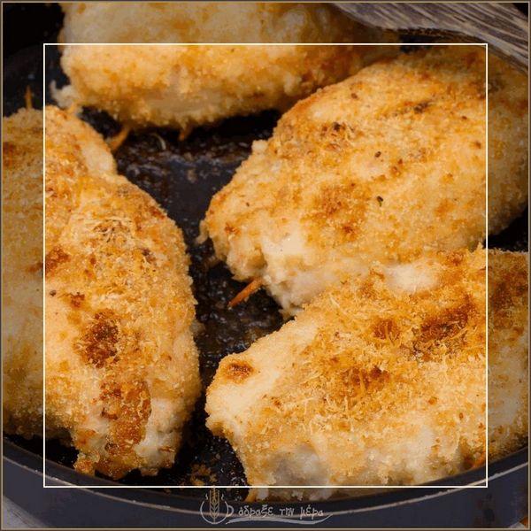 Φιλέτο Κοτόπουλο Γεμιστό με Γραβιέρα